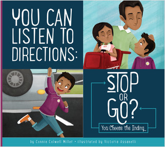 Cover: You Can Listen to Directions: Stop or Go?