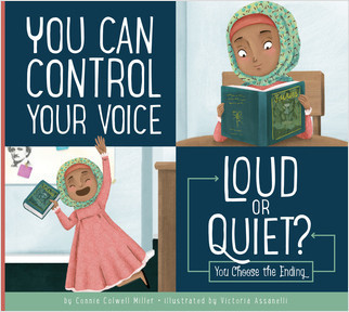 Cover: You Can Control Your Voice: Loud or Quiet?