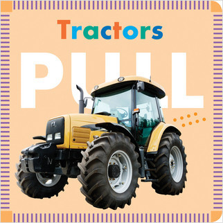 Cover: Tractors Pull