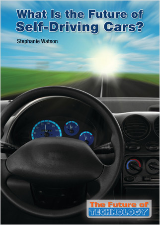 Cover: What Is the Future of SelfDriving Cars?