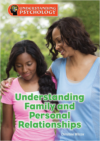 Cover: Understanding Family and Personal Relationships