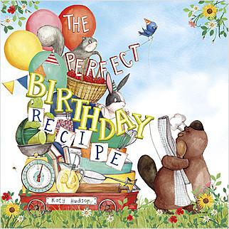 Cover: The Perfect Birthday Recipe