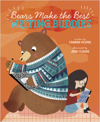 Cover: Bears Make the Best Writing Buddies