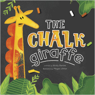 Cover: The Chalk Giraffe