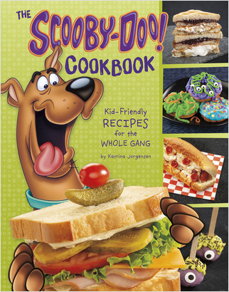 Cover: The Scooby-Doo Cookbook: Kid-Friendly Recipes for the Whole Gang