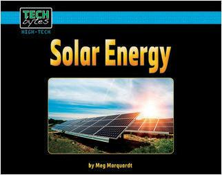 Cover: Solar Energy