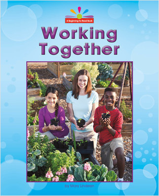Cover: Working Together