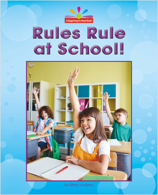 Cover: Rules Rule at School!