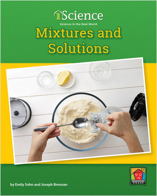 Cover: Mixtures and Solutions
