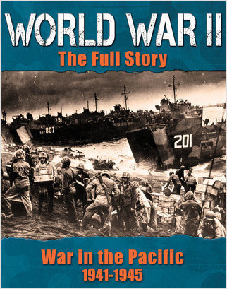 Cover: War in the Pacific (1941-1945)