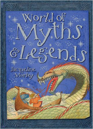 Cover: World of Myths & Legends