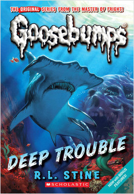 Cover: Goosebumps