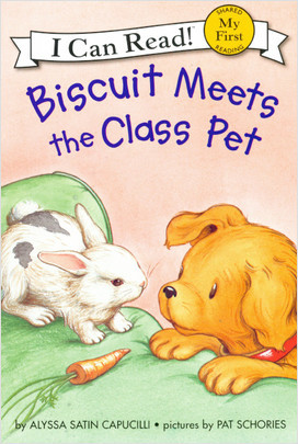 Cover: Biscuit: My First I Can Read!