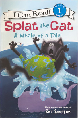 Cover: Splat the Cat: I Can Read