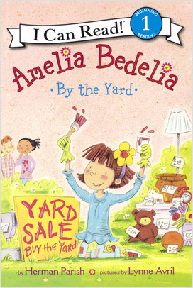 Cover: Amelia Bedelia By The Yard
