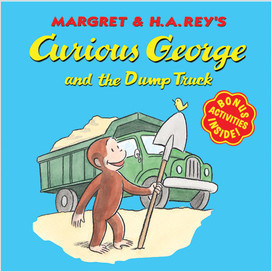 Cover: Curious George And The Dump Truck