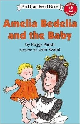 Cover: Amelia Bedelia And The Baby