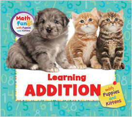 Cover: Math Fun with Puppies and Kittens