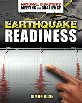 Cover: Natural Disasters: Meeting the Challenge