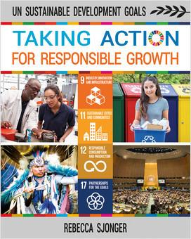 Cover: UN Sustainable Development Goals
