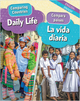 Cover: Comparing Countries/Compara países