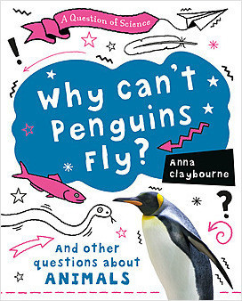 Cover: Why Can't Penguins Fly?