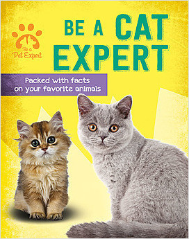 Cover: Be a Pet Expert
