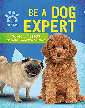 Cover: Be a Dog Expert