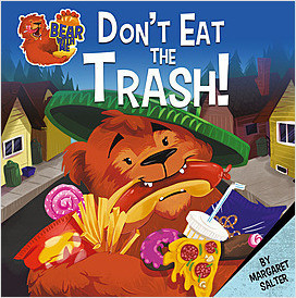 Cover: Don't Eat the Trash!