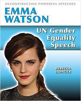 Cover: Emma Watson: UN Gender Equality Speech