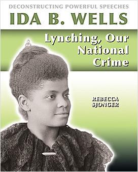 Cover: Ida B. Wells: