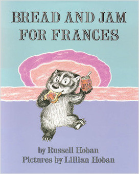 Cover: Bread And Jam For Frances