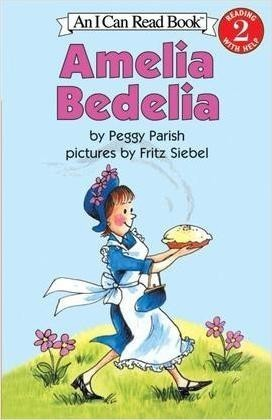 Cover: Amelia Bedelia -- I Can Read!