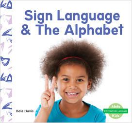 Cover: Sign Language & The Alphabet