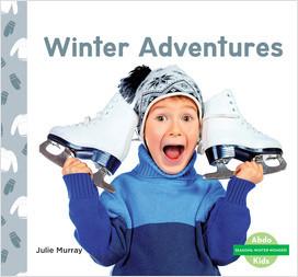 Cover: Winter Adventures