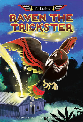 Cover: Raven the Trickster
