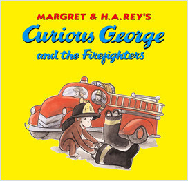 Cover: Curious George And The Firefighters