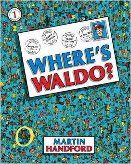 Cover: Where's Waldo?