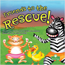 Cover: Friends to the Rescue