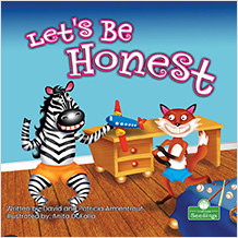 Cover: Let's Be Honest