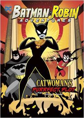 Cover: Batman & Robin Adventures