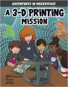 Cover: Adventures in Makerspace