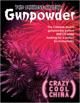 Cover: Crazy Cool China