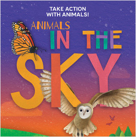 Cover: Take Action with Animals!