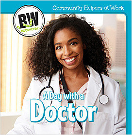 Cover: Community Helpers at Work