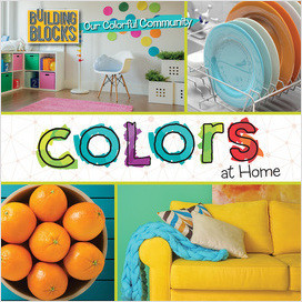 Cover: Our Colorful Community