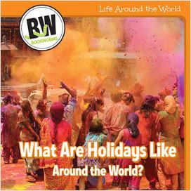 Cover: Life Around the World
