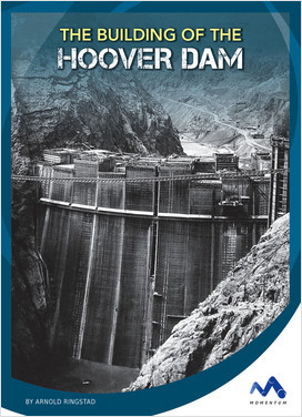 Cover: The Building of the Hoover Dam