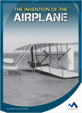 Cover: The Invention of the Airplane