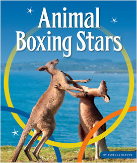 Cover: Animal Olympics